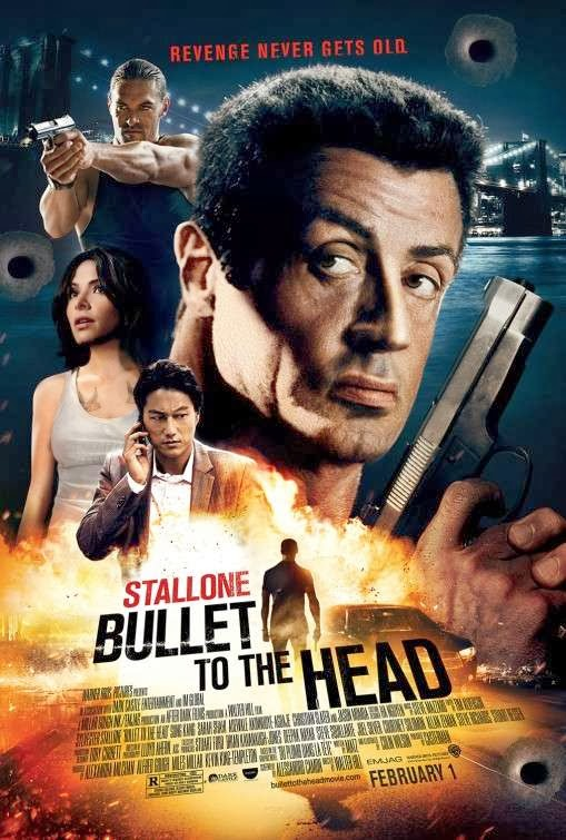 Poster Of English Movie Bullet To The Head (2013) Free Download Full New Hollywood Movie Watch Online At Alldownloads4u.Com
