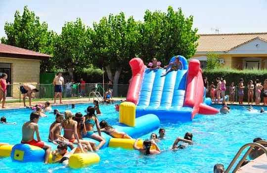Ideas para cumplea os infantiles frases de cumplea os for Ideas para cumpleanos en piscina