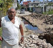 Carencia de infraestructura hidrológica en las ciudades