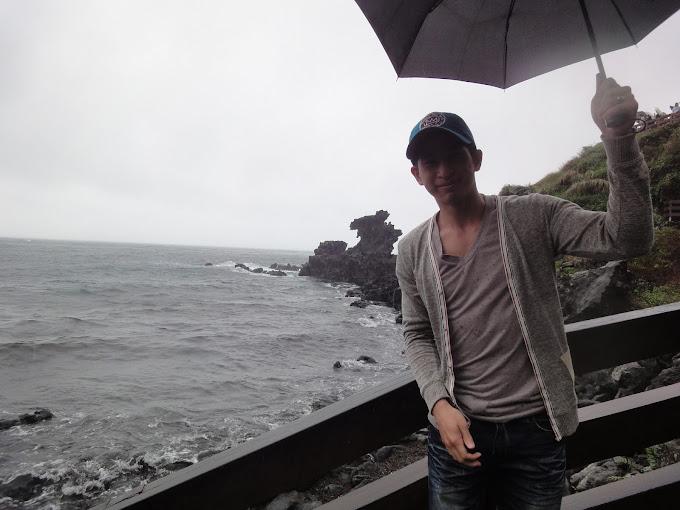 Dragon Head in Jeju