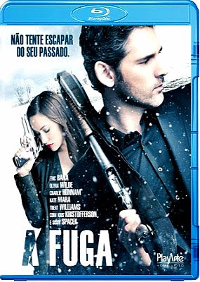 Filme Poster A Fuga BDRip XviD Dual Audio & RMVB Dublado