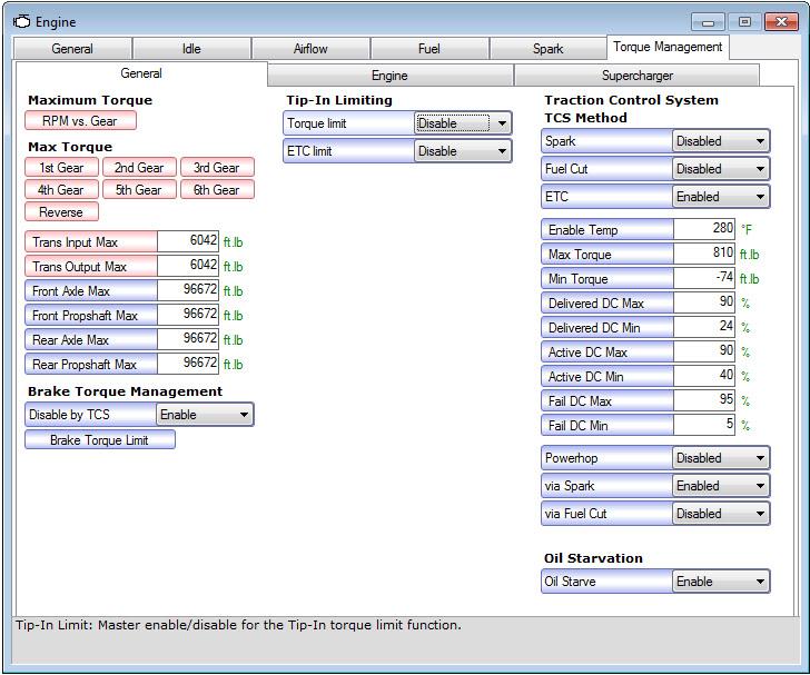 Tutorial: Disabling Engine Torque Management - Camaro5 Chevy