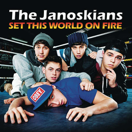 The Janoskians Set This World On Fire Lyrics