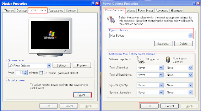 How to Adjust Your Laptop Power Setting 1