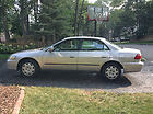 1999 Honda Accord LX Sedan 4-Door 2.3L 5-Speed Manual Transmission