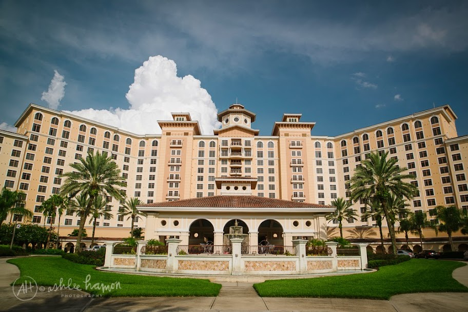 Rosen Shingle Creek Hotel Orlando