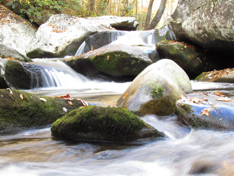 Mountain Stream by Doug Hagler