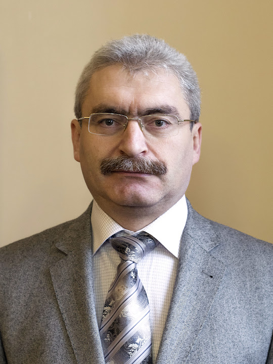 "Grigoriy M. Vartanyan - Deputy of director on specielities ""Mathematics"" and ""Applied mathematics"", Candidate of science"