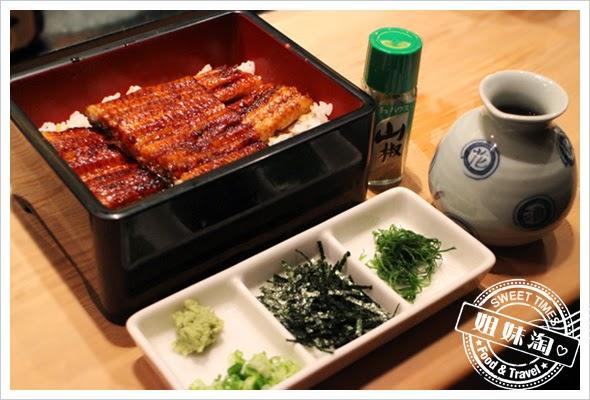 弁慶日本料理‧漢來飯店 鰻魚套餐