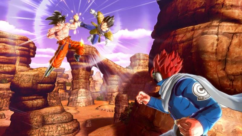 Dragonball Xenoverse Codex Free For Pc Games - Game Screenshot