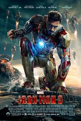 Plakat filmu: Iron Man 3