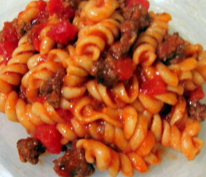 Mom's Goulash - A family treasure...Slice of Southern
