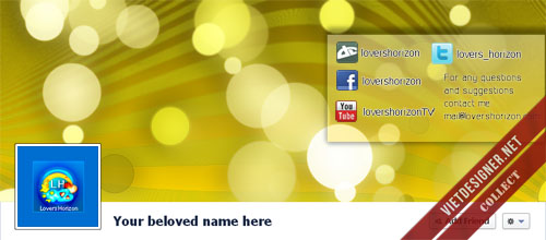 file psd facebook cover photo