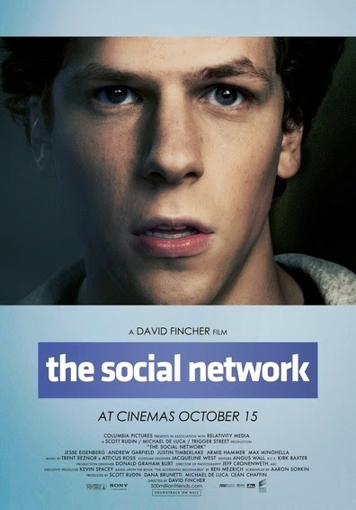 Poster Of The Social Network (2010) Full Movie Hindi Dubbed Free Download Watch Online At alldownloads4u.com