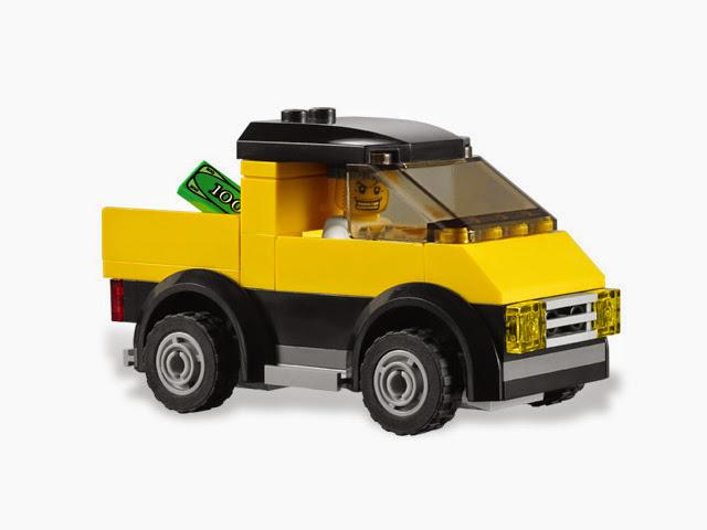 3658 レゴ ポリスヘリコプター