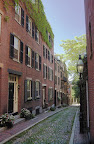 Sprachaufenthalt Boston - Beacon Hill Street