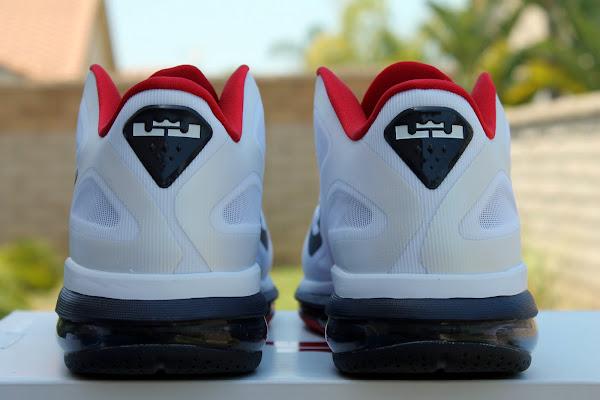 Release Reminder Nike LeBron 9 Low 8220USA Basketball8221