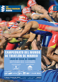 Campeonato del Mundo de Triatlón de Madrid 2012