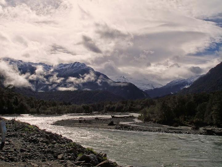 Río Ventisquero, El Queulat