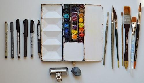 Art Tools Of Shari Blaukopf Parka Blogs
