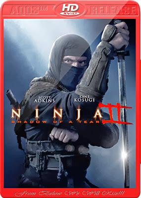 Filme Poster Ninja 2: Shadow of a Tear HDRip XviD & RMVB Legendado