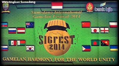 Sumedang International Gamelan Festival