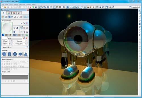5 Programas Gratuitos Para Modelado Y Animaci N 3d Cofre