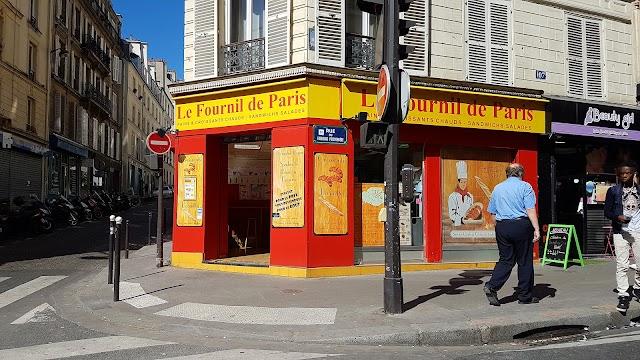Le Fournil de Paris - Poissonniere