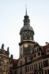 Building in Dresden