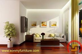 Mẫu nội thất  căn hộ SMF699
