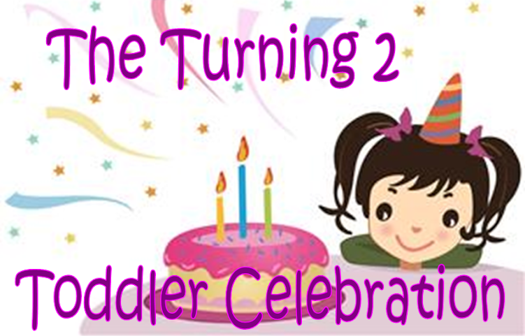 Toddler Birthday Party Ideas: part of the Turning 2 Toddler Birthday Celebration
