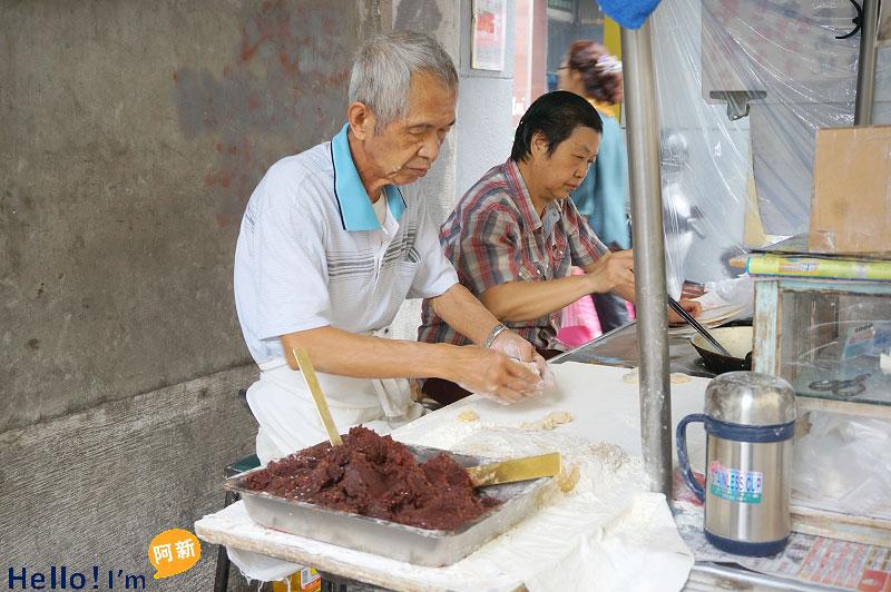 DSC04617 - 天天饅頭|台中中區美食,60年老店屹立不搖,隱藏巷弄內美味日式點心。