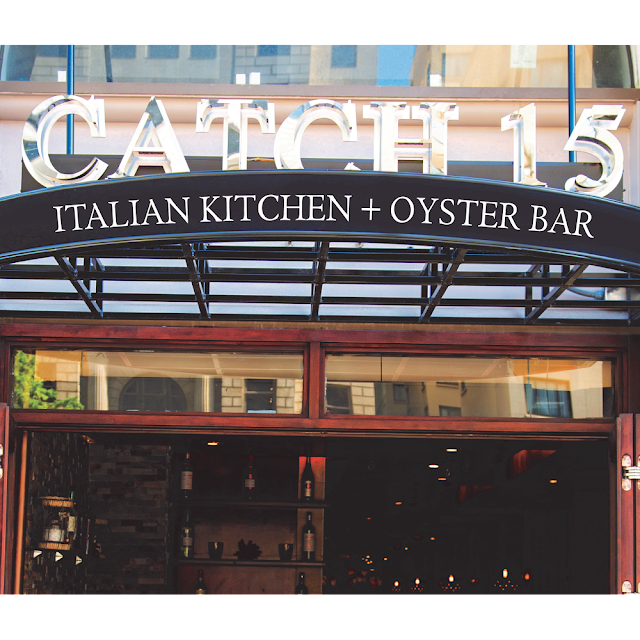 Catch  Italian Kitchen Oyster Bar