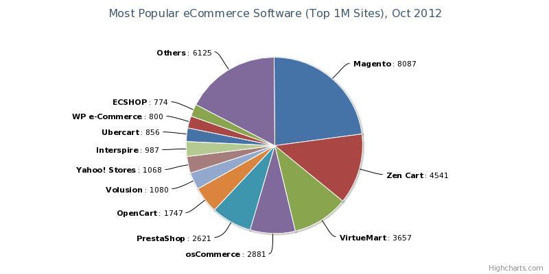 Top 10 E-commerce Web Store 2012
