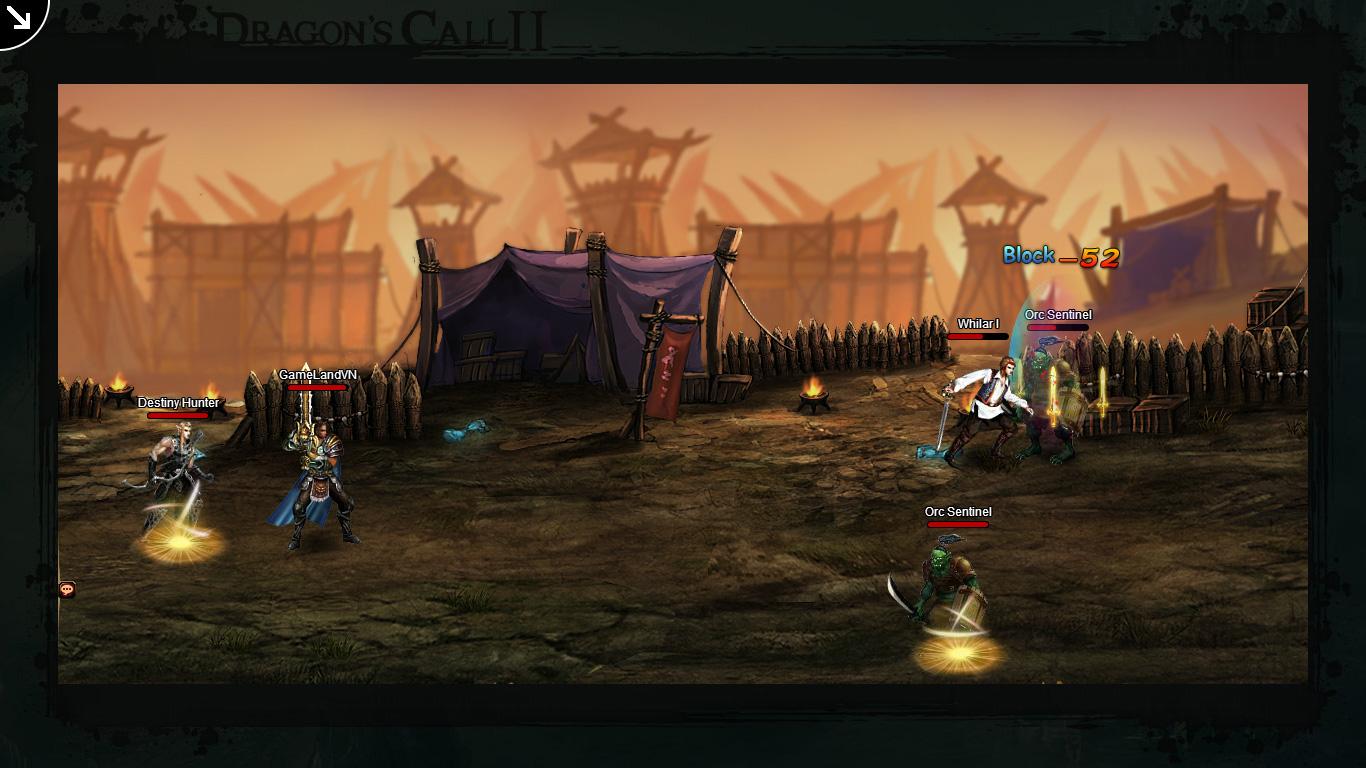 Một số hình ảnh về webgame Dragon's Call 2 - Ảnh 29