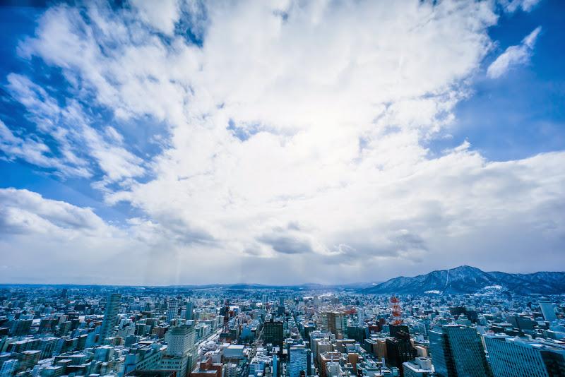 札幌 JRタワー展望室 写真3