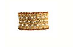 Captured Cuff by Barbara Klann