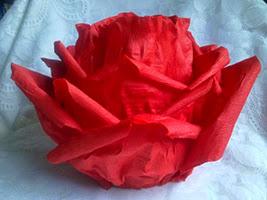Роза для костюма