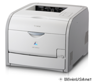 download Canon LBP7200Cd/7200Cdn printer's driver