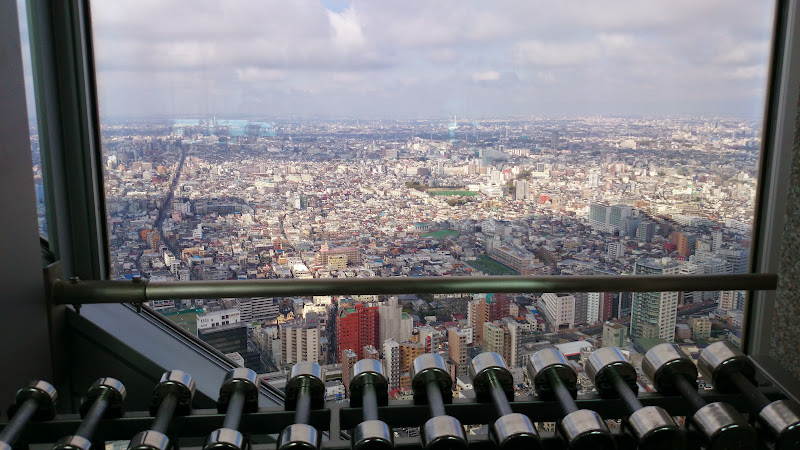 DSC 1562 - REVIEW - Park Hyatt Tokyo : Park Suite (NYE Stay)