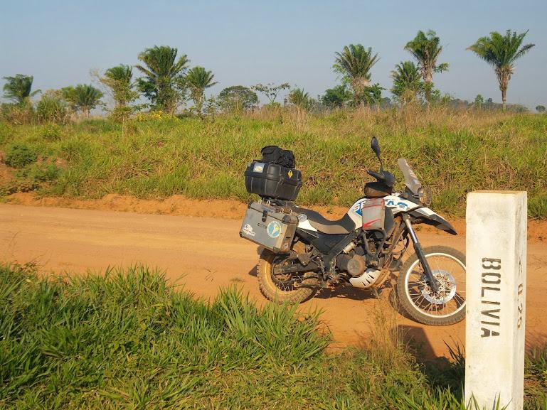 Brasil - Rota das Fronteiras  / Uma Saga pela Amazônia 20140901_092136