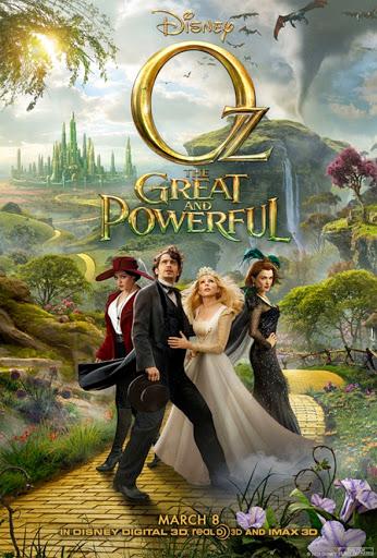 Lạc Vào Xứ Oz: Vĩ Đại Và Quyền Năng | Oz The Great And Powerful | 2013 ...