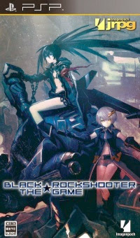 free Black Rock Shooter The Game