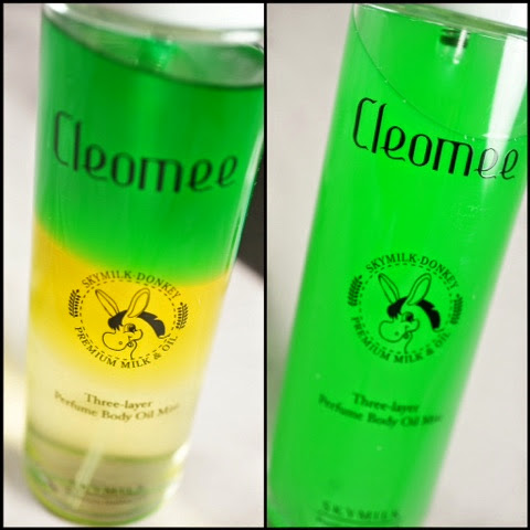 Memebox Special #42 OMG Unboxing Review Cleomee Three-Layer Perfume Donkey Oil Mist