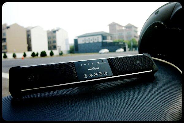 【好物分享】魔族minibar藍牙Hi-Fi音箱