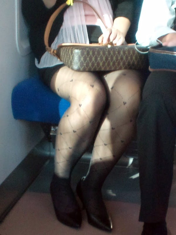 in the train [sitting] vol.12 part 2:upskirt,picasa
