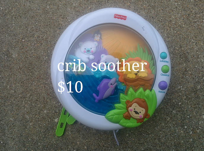 Crib Soother