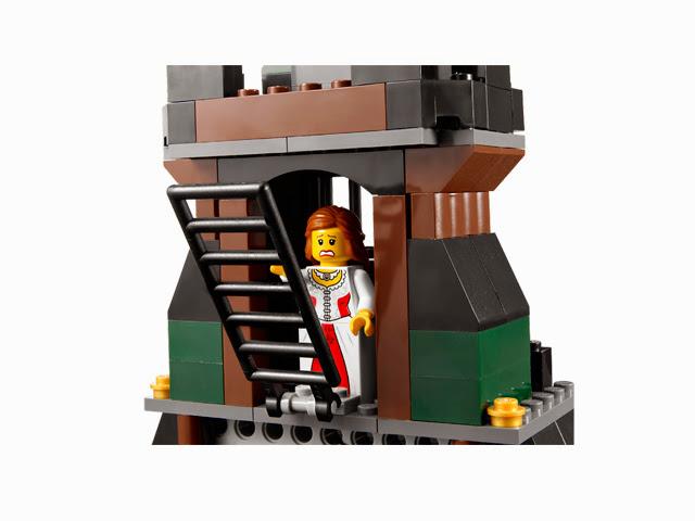 7947 レゴ キングダム ドラゴン・ナイトの塔