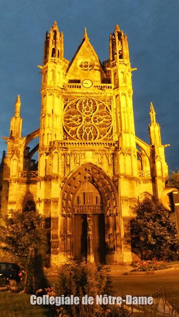 Colegial de Vernon, Francia, Elisa N, Blog de Viajes Argentina