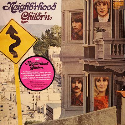 Neighb'rhood Childr'n ~ 1968 ~ Neighb'rhood Childr'n